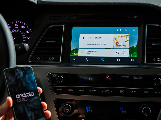 Google, Hyundai Show Off New Third-Party Android Auto Apps – Gary