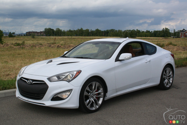 hyundai genesis coupe review gary rome hyundai. Black Bedroom Furniture Sets. Home Design Ideas